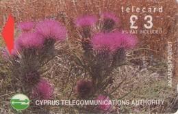 TARJETA TELEFONICA DE CHIPRE. 20CYPA (149). - Chipre
