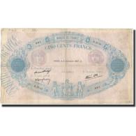 France, 500 Francs, 1937-12-02, KM:88b, TB, Fayette:31.4 - 1871-1952 Antichi Franchi Circolanti Nel XX Secolo