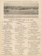 Canada - Saint John - Entête Du 3 Septembre 1901 - Richard Sullivan & Co. - Wines Spirits And Liquors.Voir (3 Scans). - Canada