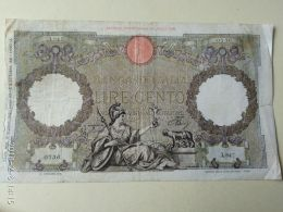 100 Lire 1942 - [ 1] …-1946 : Kingdom