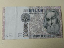 1000 Lire 1982 - [ 2] 1946-… : Républic