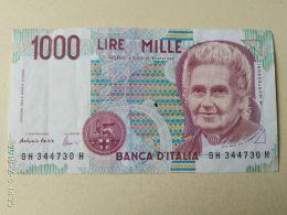 1000 Lire 1990 - [ 2] 1946-… : Républic