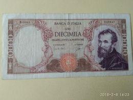 10000 Lire 1962 - [ 2] 1946-… : Républic