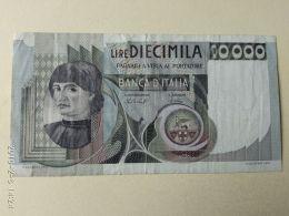 10000 Lire 1976 - [ 2] 1946-… : Républic
