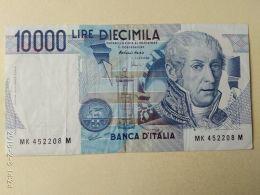 10000 Lire 1984 - [ 2] 1946-… : Républic