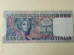 50000 Lire 1974 - [ 2] 1946-… : Républic