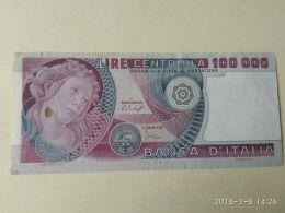 100000 Lire 1978 - [ 2] 1946-… : Républic