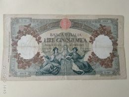 5000 1947 Regine Del Mare - [ 2] 1946-… : Repubblica