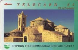 TARJETA TELEFONICA DE CHIPRE. 22CYPA (154). ERROR EN DESCRIPCIÓN. - Chipre