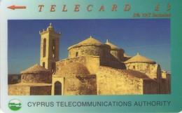 TARJETA TELEFONICA DE CHIPRE. 24CYPA (155). - Chipre