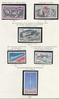 France Poste Aerienne N° 47 à 52** - Airmail