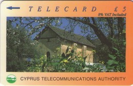 TARJETA TELEFONICA DE CHIPRE. 22CYPB (157). ERROR EN DESCRIPCIÓN. - Chipre