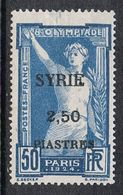 SYRIE N°125 N* - Syria (1919-1945)