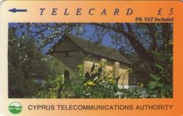 TARJETA TELEFONICA DE CHIPRE. 24CYPB (158). - Chipre