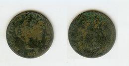 Spagna Espana: Alfonso XII - 5 Céntimos 1879 - Barcelona OM. - [ 1] …-1931 : Regno