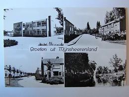 NEDERLAND - ZUID-HOLLAND - MIJNSHEERENLAND - Views - Other