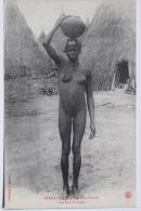Congo Français Et Dépendances. Une Esclave Sango - Französisch-Kongo - Sonstige