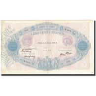 France, 500 Francs, 1939-10-19, KM:88c, TTB, Fayette:31.44 - 1871-1952 Anciens Francs Circulés Au XXème