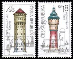 Rep. Ceca / Czech Rep. 2007: Torri Idriche / Water Towers ** - Architectuur