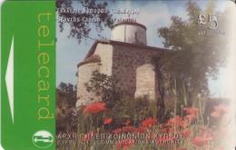 TARJETA TELEFONICA DE CHIPRE. 25CYPQ (164). - Chipre