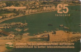 TARJETA TELEFONICA DE CHIPRE. 17CYPB (165). - Chipre