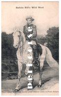 Cirque  Buffalo Bill's  Wild West - Circus