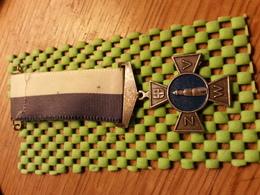 """Medaille  / Medal - Z.W.V- 'Zwolse Wandel Verenigingen"""" - .   / Walking  / Marche Pour L'Association   - The Netherlands - Netherland"""