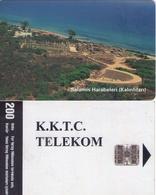TARJETA TELEFONICA DE CHIPRE NORTE (TURQUIA) (166). CYPRUS NORTH. SIN NÚMERO DE SERIE. - Chipre