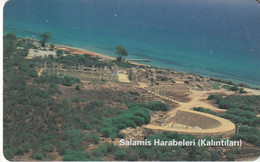 TARJETA TELEFONICA DE CHIPRE NORTE (TURQUIA) (167). CYPRUS NORTH. - Chipre