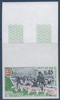 FRND 1974   30ème Anniversaire Du Débarquement  N° YT 1799 ** MNH Bord De Feuille - France