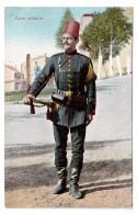 Constantinople - Carte Militaire - édit. Max Fruchtermann 173 + Verso - Turchia