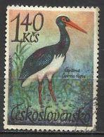 Cecoslovacchia Lotto N.173  Del 1967 Yvert N.1548 Usato Animali Acquatici - Gebraucht