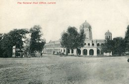 PAKISTAN (India) - The General Post Office LAHORE - Pakistan
