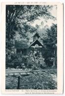 Environs D'Annecy - Châlet Des Gorges Du Fier Et Château De Montrottier - édit. L.  Fauraz  + Verso - Otros Municipios