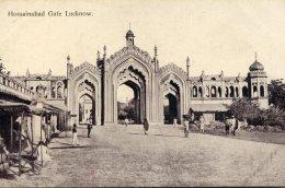 PAKISTAN (India) - Hossainabad Gate Lucknow - Pakistan
