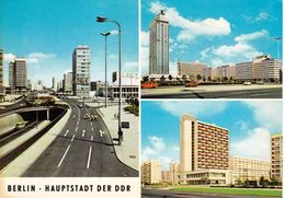 Berlin - Multiview  Mehrbildkarte - Printed 1977 - Non Classés