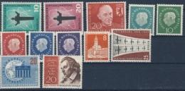 Berlin   Années Completes  1958 Et 1959   * *   TB - Unused Stamps