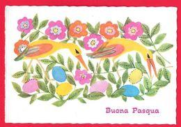MIGNONETTE - BIGLIETTO AUGURI - BUONA PASQUA - Easter