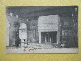 BON ENCONTRE. Le Château De Castelnoubel. Le Grand Salon. - Bon Encontre