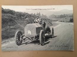 CIRCUIT D'AUVERGNE - COUPE GORDON BENNETT 1905 - Lancia ( FIAT) Italie - Automovilismo