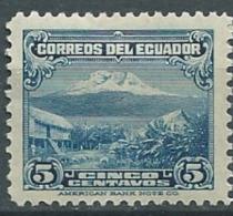 Equateur -  Yvert N°   305 * -  Po56529 - Ecuador