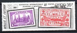 """WALLIS ET FUTUNA - 1992: Exposition """"Canada 92""""  (N°426**) - Wallis Und Futuna"""