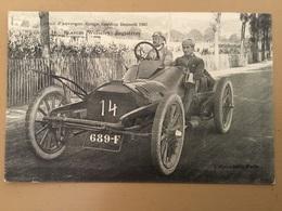 CIRCUIT D'AUVERGNE - COUPE GORDON BENNETT 1905 - Blanchi (Wolseley) Angleterre - Autres