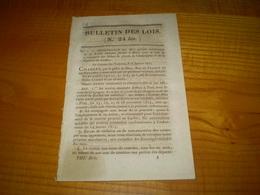 Mines De Plomb De Chabrignac & Verrerie Du Lardin,statuts,actions.Sté Assurance Mutuelle Incendie à Moulins & Nevers. - Decrees & Laws