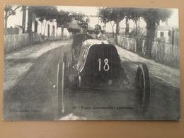 CIRCUIT D'AUVERGNE - COUPE GORDON BENNETT 1905 - Tracy (Locomobile) Amérique - Automovilismo