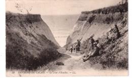 Environs De Calais - Le Cran D'Escalles - édit. LL. Levy 59 + Verso - Other Municipalities