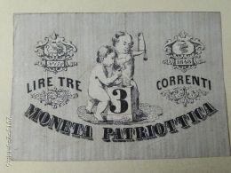 2 Lire 1848 - [ 3] Emissioni Militari