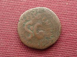 MONNAIE ANTIQUE à Déterminer - Monnaies Antiques