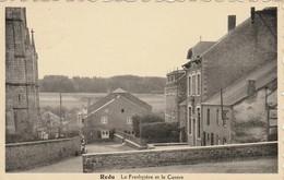 Redu - Le Presbythère Et Le Centre 1942 - Recto Relais Redu - Libin