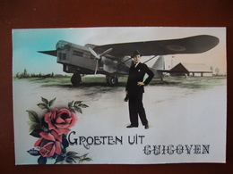 Guigoven - Groeten Uit Guigoven - 1940 - Kortessem - Borgloon - Kortessem
